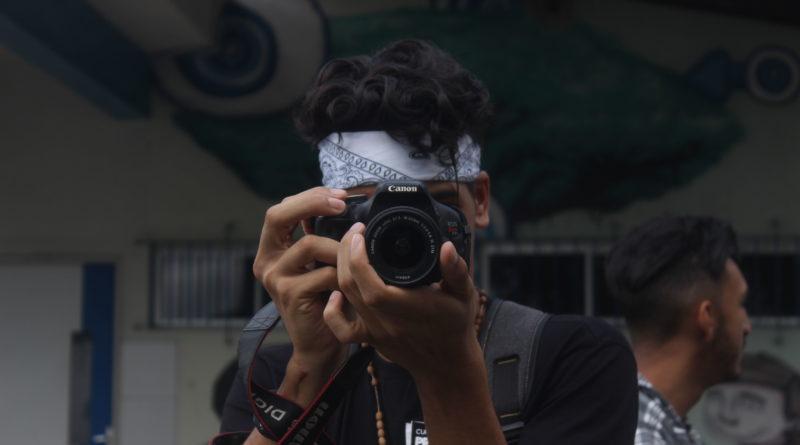 Jovens do Recife aprendem fotografia com foco no mercado de trabalho e intervenção social